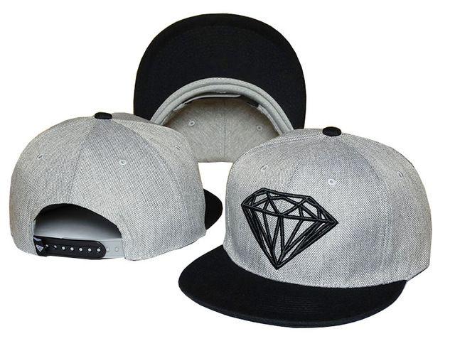 2015 nuevo hueso de diamante del Snapback del sombrero tapa Gorras gorra de béisbol HipHop Sport Caps barato hombres mujeres LK sombreros ajustables barato venta al por mayor