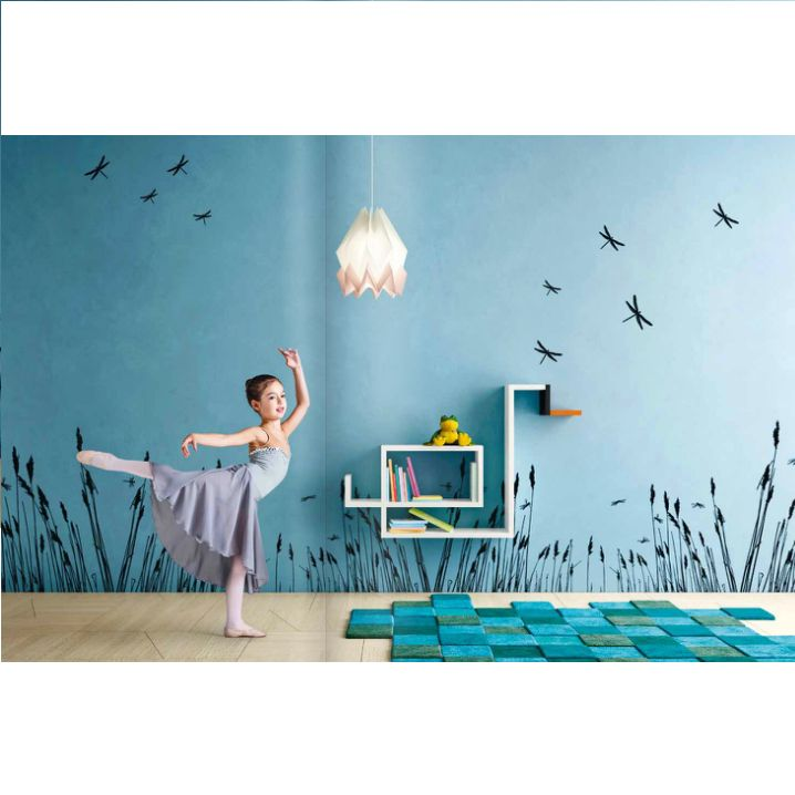 LagoLinea shelves composition draws a swan for your childrens room and decorates the wall with magic and fantasy. | http://www.malfattistore.it/en/product/lagolinea-shelf-0278/ | #malfattistore #kidsroom #composition #shelves #shelf #interiordesign #bedroom #homestyle #homedecor #italiandesign #bookcase