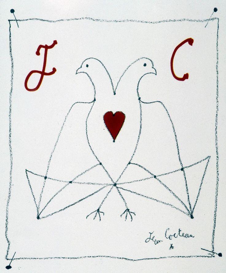 Bird by Jean Cocteau.