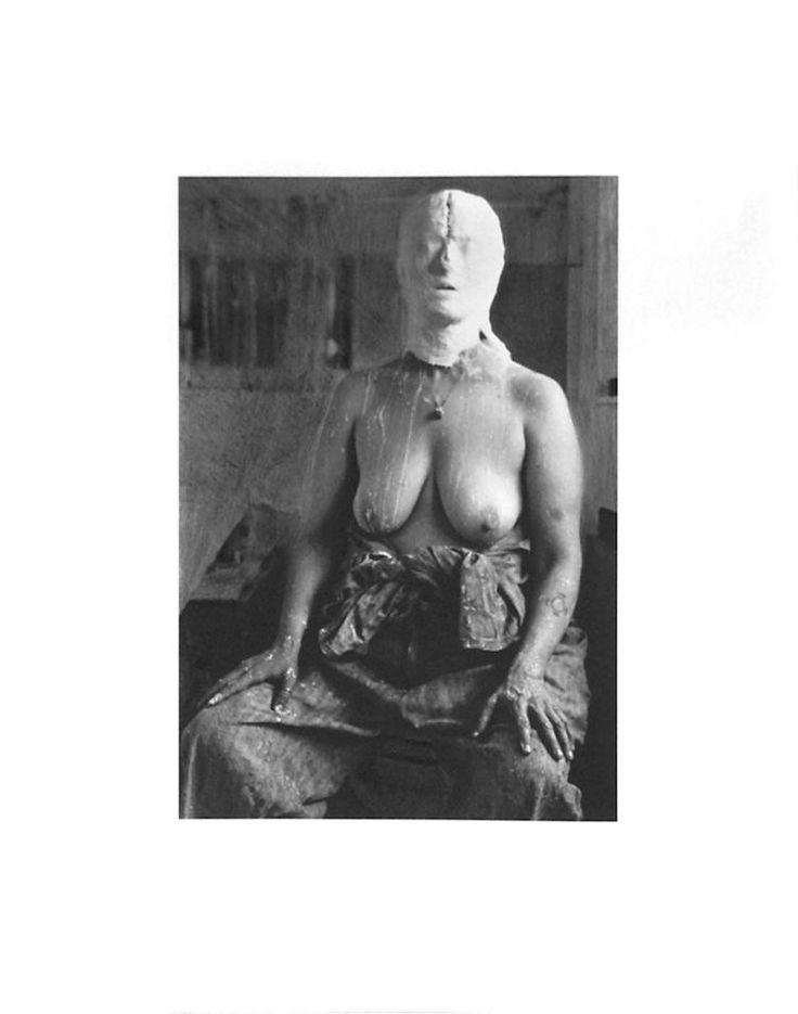 Кики Смит - Лицо в гипсе - 1996 - ПОДПИСАН