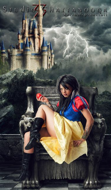 Snow White Dark Fairy Tale Twisted Tales In 2019