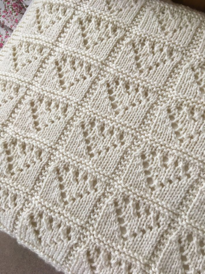 Heart Knitting Patterns Baby Knitting Patterns Pinterest
