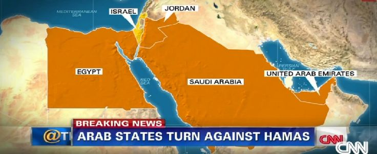 'Get lost! The whole world goes to HELL because of you!' Arab states turning away from Hamas terrorists