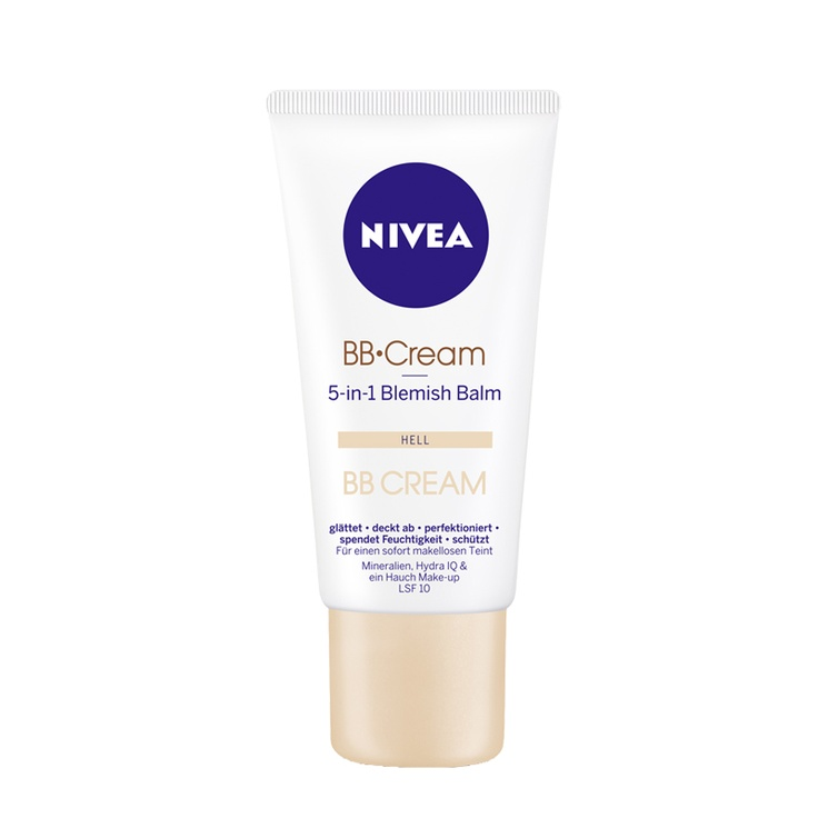 NIVEA 5-IN-1 BB CREAM HELL