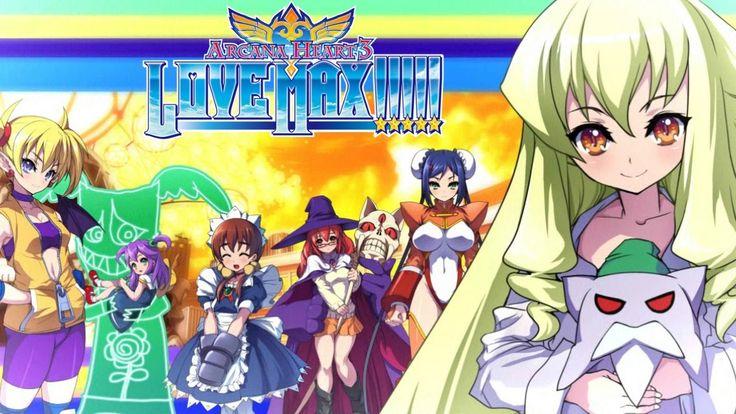 Arcana Heart 3 Love Max: Part 1