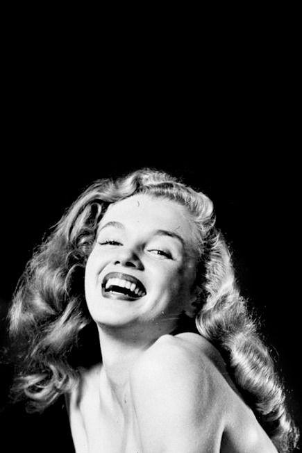 Marilyn Monroe photographed by Earl Moran c. 1948
