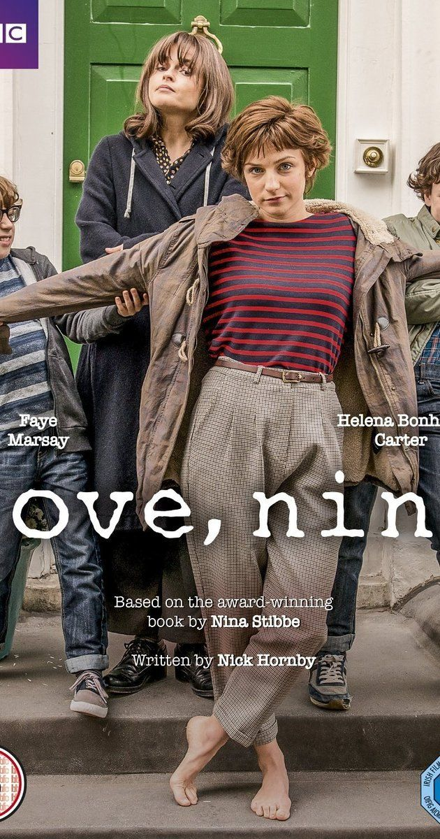 With Helena Bonham Carter, Sam Frears, Faye Marsay, Joshua McGuire. A glimpse of 80s literary London based on Nina Stibbe's letters to her sister.