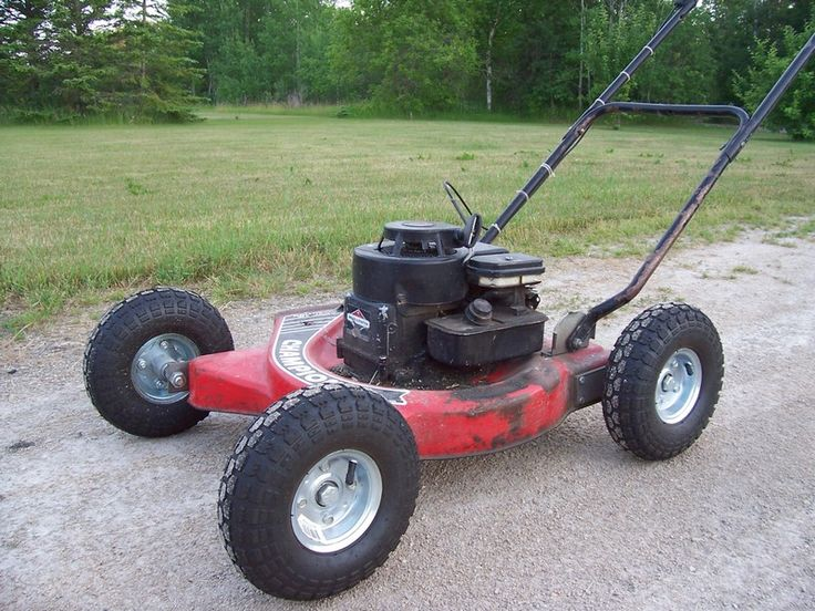 Changing the HOC range on a push mower - The Lawn Forum