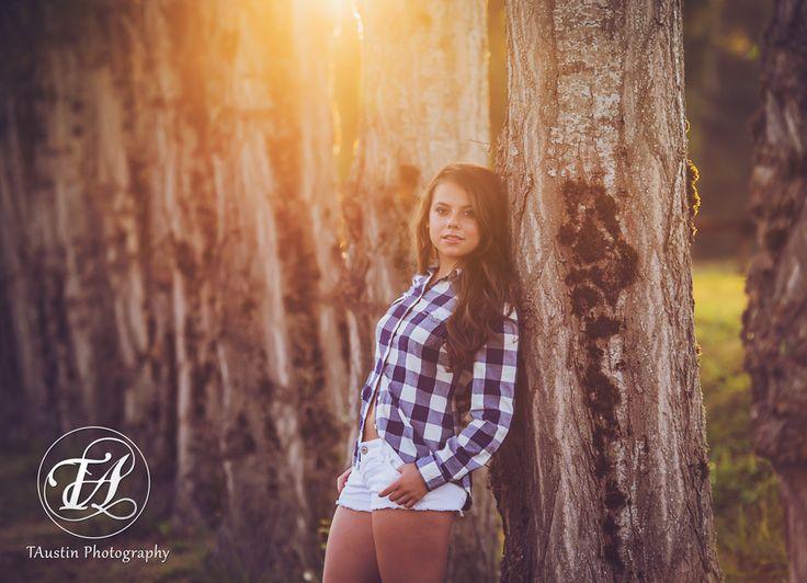 Mount Si High School | Senior Photos | Snoqualmie, WA | Lauren Padilla | TAustin Photography