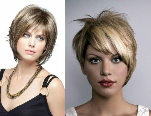 Градуированная стрижка: модные образы на разную длину волос