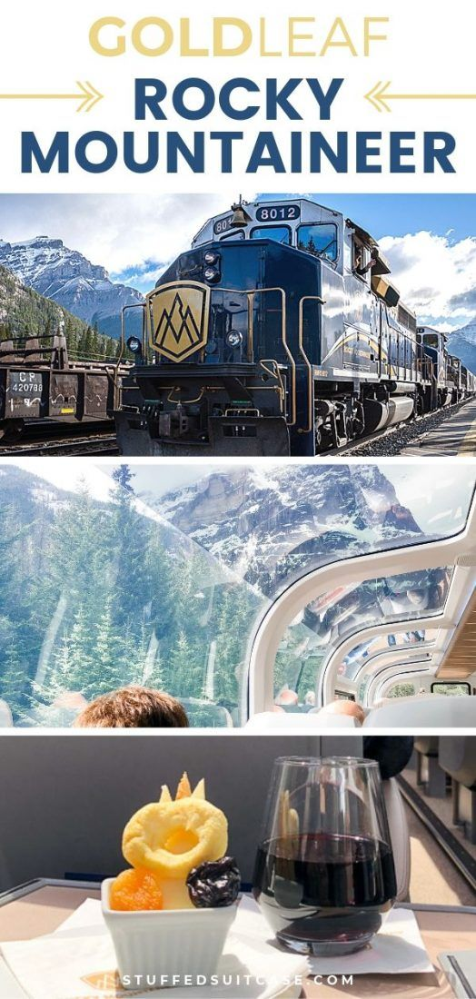 What is the Rocky Mountaineer Gold Leaf Experience Like?