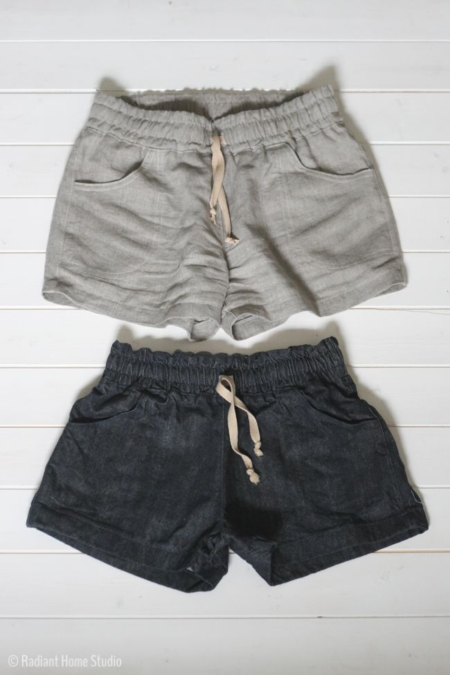 Best 20  Sew shorts ideas on Pinterest | Sewing shorts, Short ...