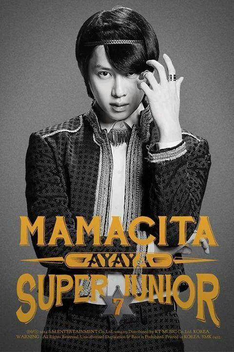 #MAMCITA foto teaser Heechul