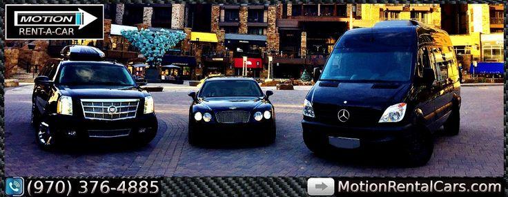 MotionRentalCars.com | (970) 376-4885 |  DENVER AIRPORT VAIL ASPEN LIMO TRANSPORTATION PRIVATE CAR SERVICE