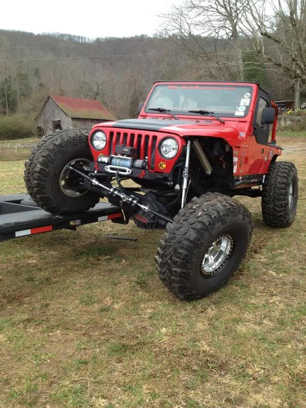 Same Thing Diffrent Day Tj 1 Ton Build Page 8 Pirate4x4 Com