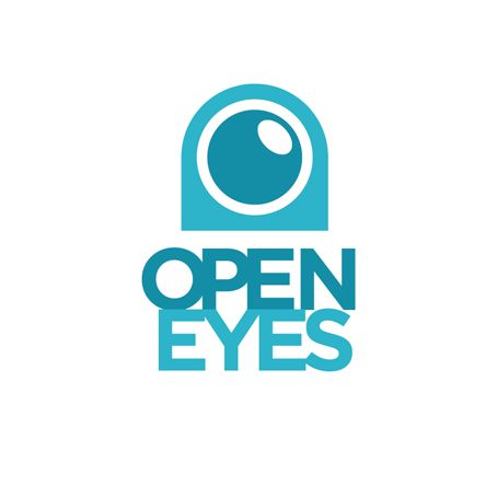Concours création de logo OpenEyes / Solutions digitales