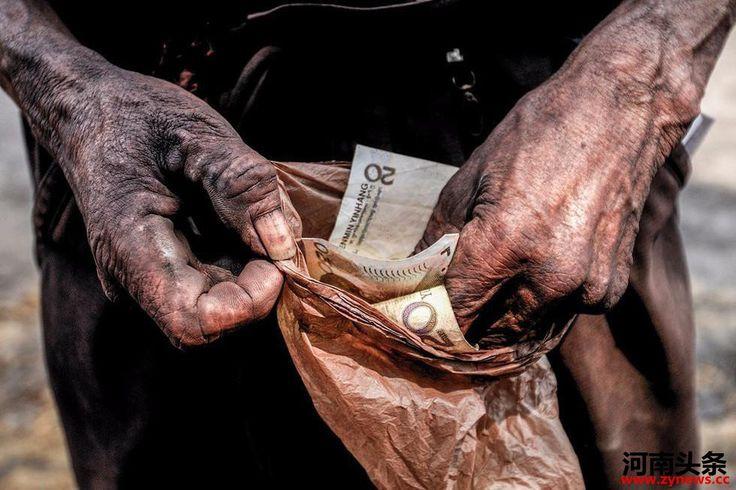 Earn very little money,migrant worker