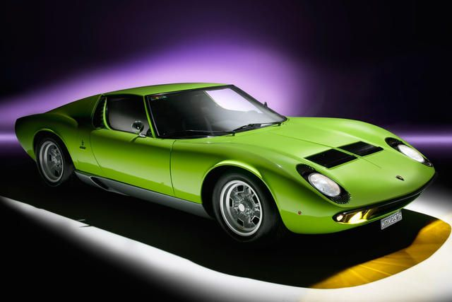 Lamborghini (1966-1972)