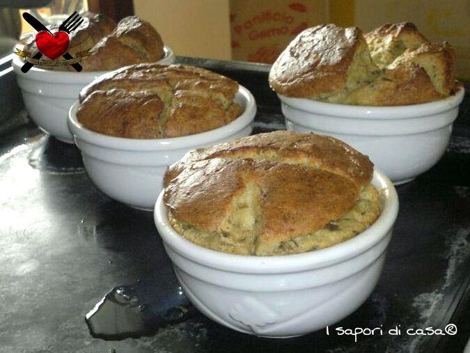 Soufflè ai carciofi - ricetta antipasto per le feste