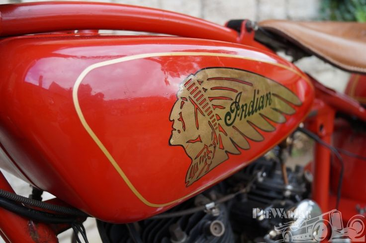 Indian mc 101 Scout  1928 for sale 7