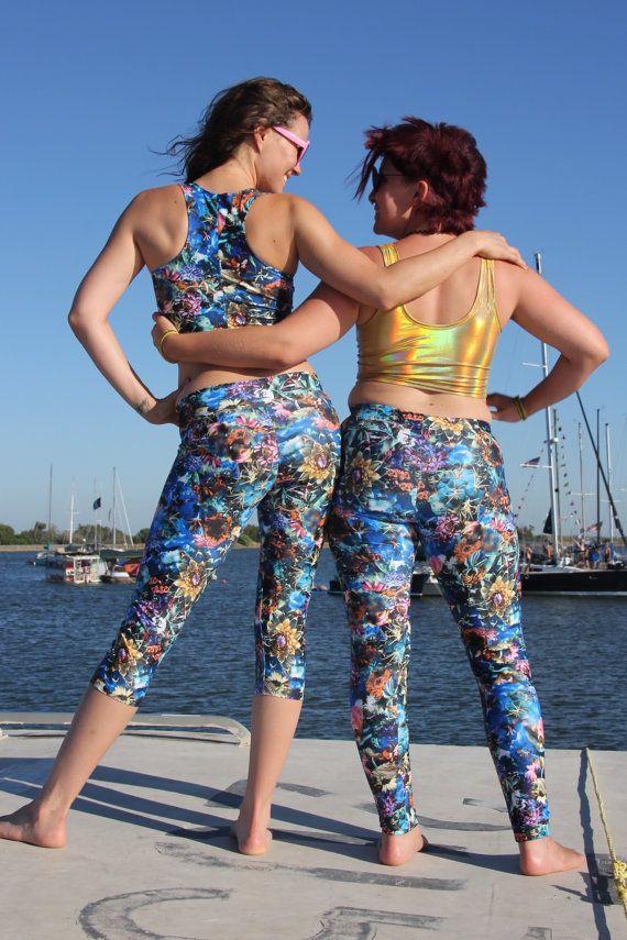 Capri // Tropical Trip Women's Psychedelic Festival Yoga
