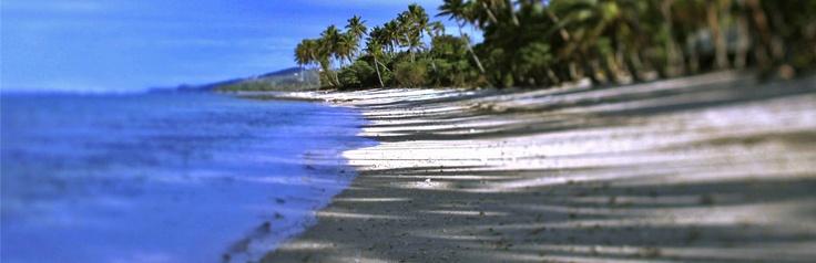 Tambua Sands Beach Resort - Viti Levu, Fiji  Set on 17 pristine acres on the breathtaking Coral Coast of Fiji, Tambua Sands Beach Resort is a South Pacific escape for the soul. #WarwickHotels