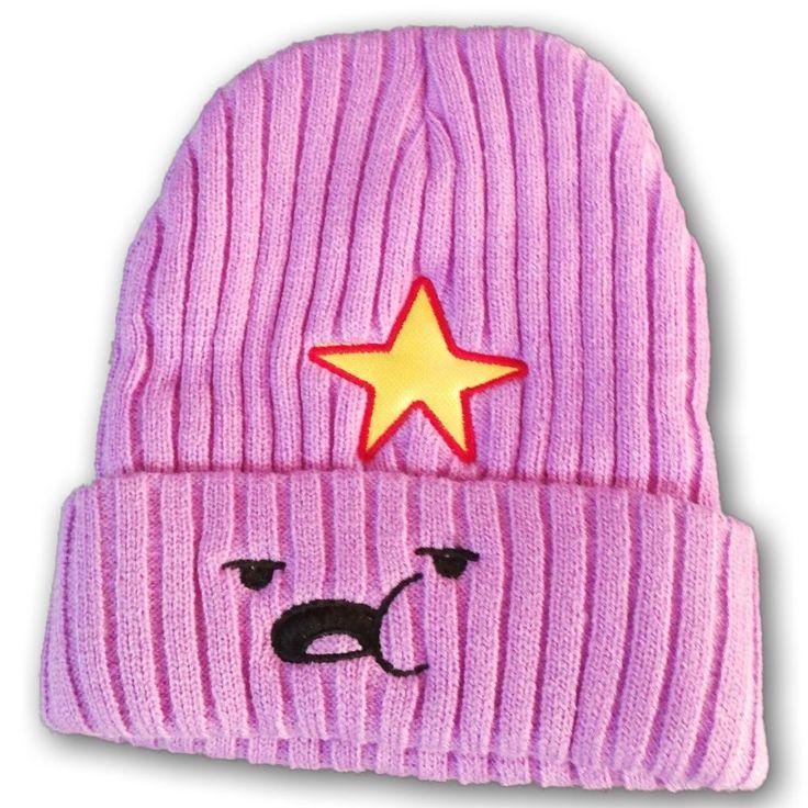 Adventure Time LSP (Lumpy space princess) Beanie hat - UK Seller - Free P&P | Clothes, Shoes & Accessories, Women's Accessories, Hats | eBay!