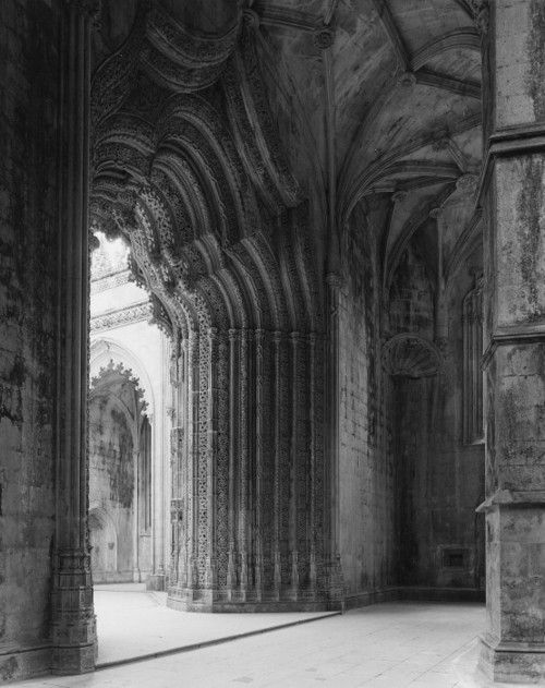 Capillas Imperfeitas (Unfinished Chapels), Monastery of Santa Maria da Vitoria, Batalha, Leira, Portugal