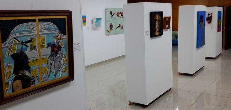 Exposición Colectiva de Dibujo – Artistas por la paz