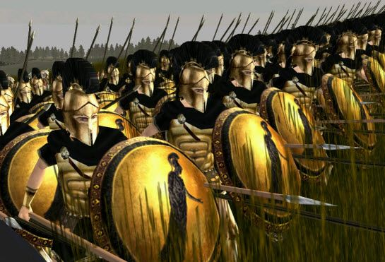 a new era of the spartan warfare The new era of non-state actors: warfare and entropy  significantly, it carved  out an influence over more than half of sparta's territory, controlling trade and.