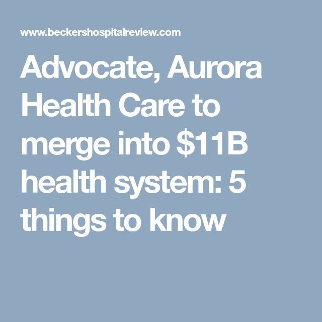 The  Best Advocate Health Care Ideas On   What Is