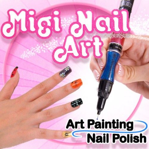 Nail Polish Kit As Seen On Tv Creative Touch