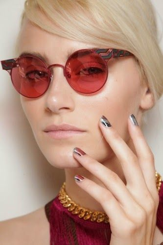 Missoni sunglasses Trending: Monochromatic Eyewearby Eyedolatry