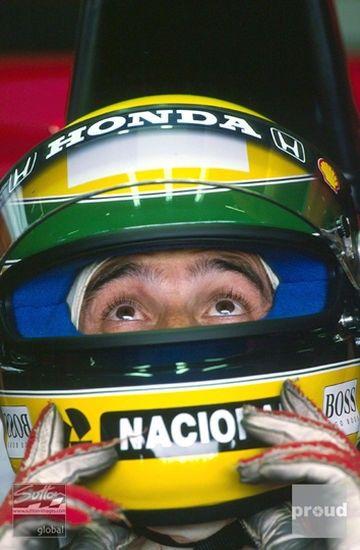 Relembre as cinco maiores vitórias da carreira de Ayrton Senna 'do Brasil' | Lancenet.com.br