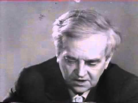 Weöres Sándor - portré