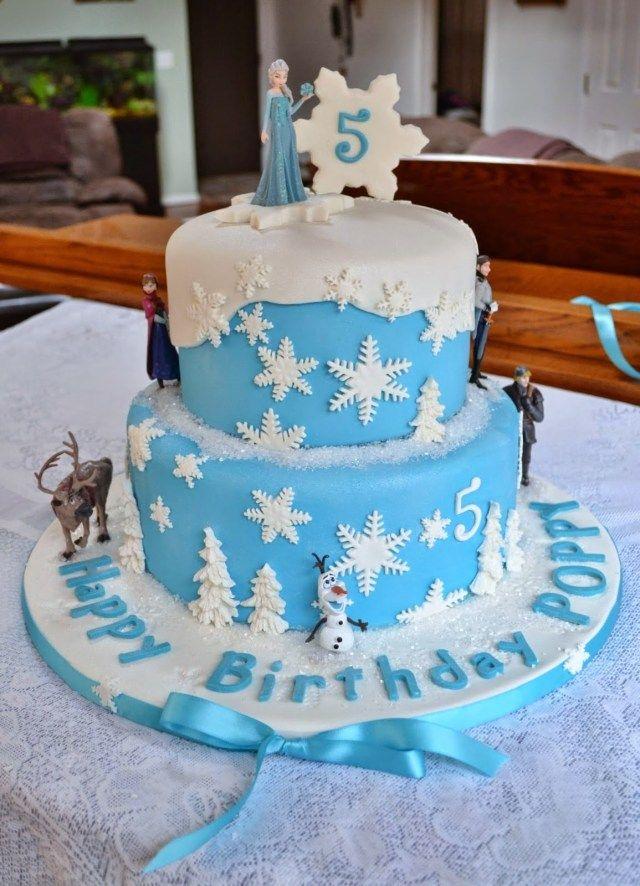 Sensational 23 Exclusive Image Of Frozen Birthday Cake Walmart Frozen Funny Birthday Cards Online Necthendildamsfinfo