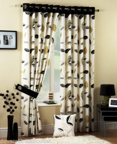 Black And Yellow Kitchen Curtains: Best 25+ Cream Eyelet Curtains Ideas On Pinterest