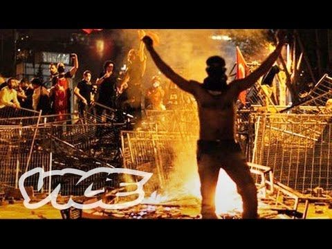 Turkey's Civil Revolt: Istanbul Rising - YouTube