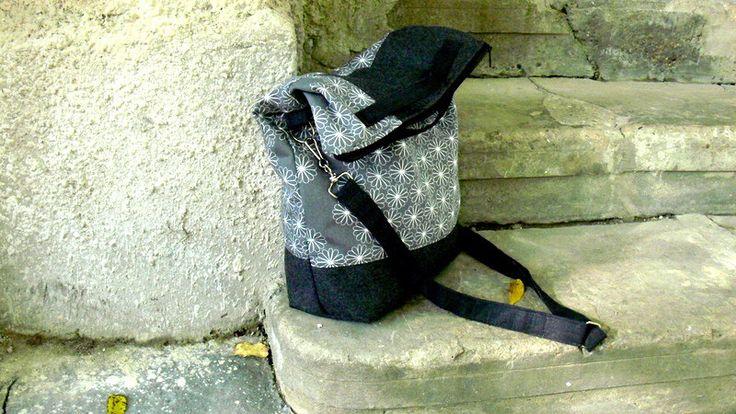Summer Shoulder Bag,  Cossbody Bag, Purse, Quilt Bag by MiniwerkaToys on Etsy