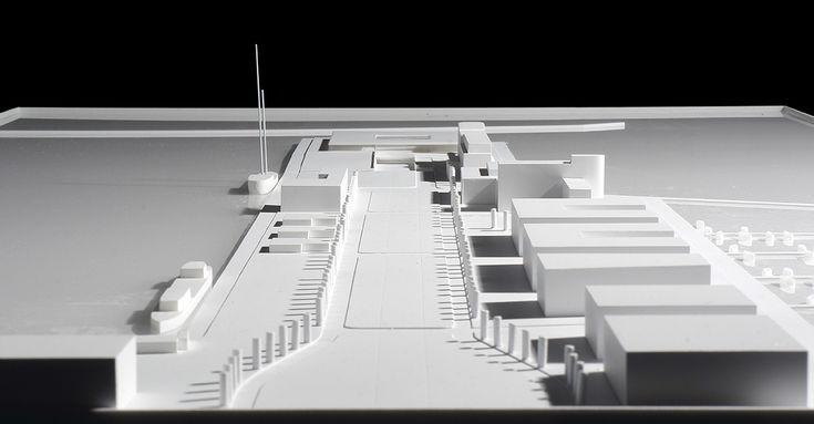 NEW AQUARIUM IN GDYNIA CONCEPT concept model, project: mikolai adamus