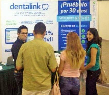 Nuestra Exitosa participación en el evento de #Veracruz #Odontólogos de todo #Mexico vinieron a visitarnos #dentalink #softwaredental