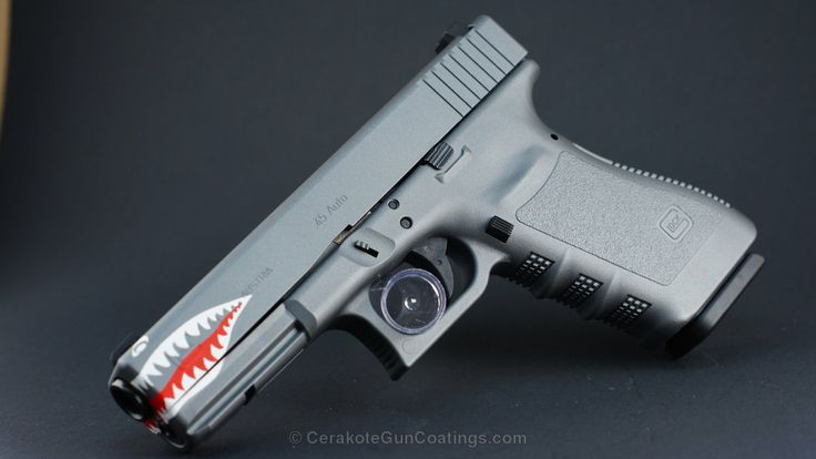 Cerakote Coatings H 140 Bright White With H 216 Smith