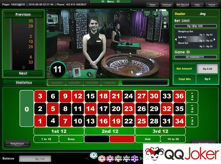 RouletteGD Casino (Minimal Taruhan Rp 5.000,-)merupakan permainan klasik di kasino yang sangat populer. Tujuan dari permainan Roulette adalah untuk memilih angka pemenang yang akan muncul pada ro…