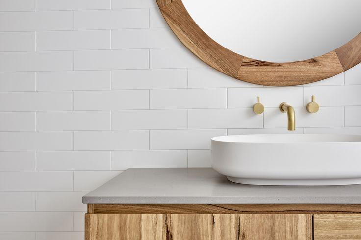 Loughlin Furniture Timber Vanity