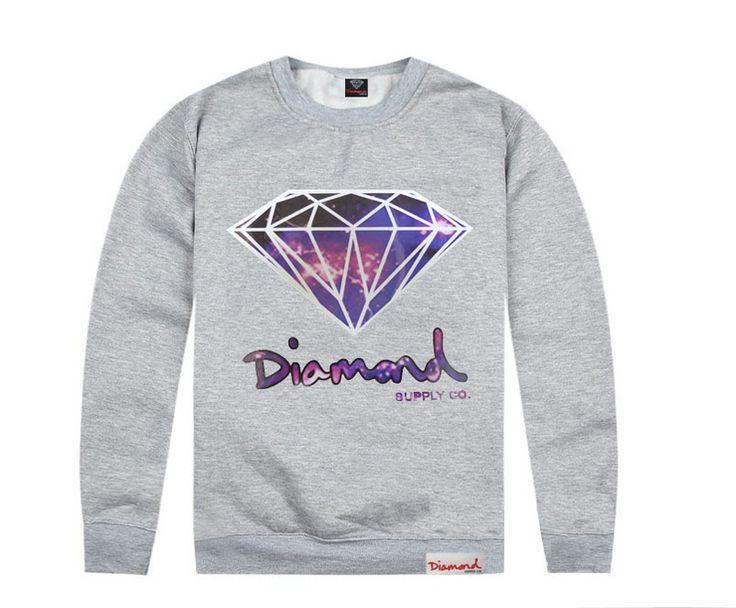 Diamond Supply Co Hoodies For Men