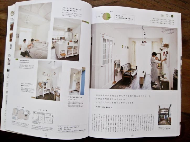 :: Come Home! Magazine - layout ::