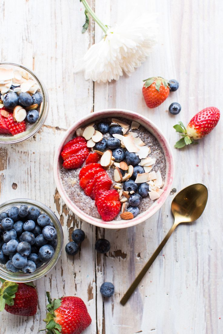 Make-Ahead Chia Seed Pudding - The Honest Company Blog