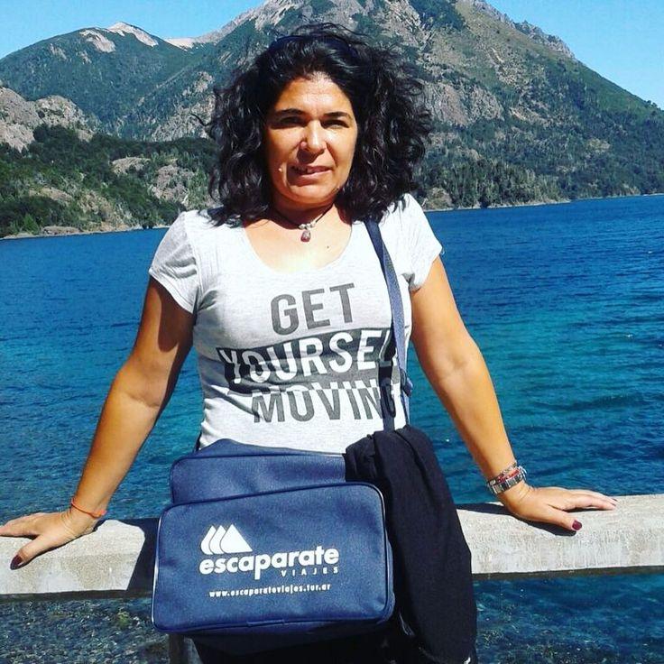 Experiencia Viajeros: Irina y Haydee nos comparten imágenes de su viaje a San Carlos de Bariloche. 🇦🇷✈️🌄Gracias por confiarnos sus vacaciones! Febrero 2018. #SomosEscaparate. #ViajaDescubriExplora