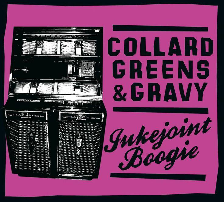 Collards Greens and Gravy