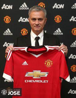 Blog Esportivo do Suíço:  José Mourinho é confirmado como o novo treinador do Manchester United